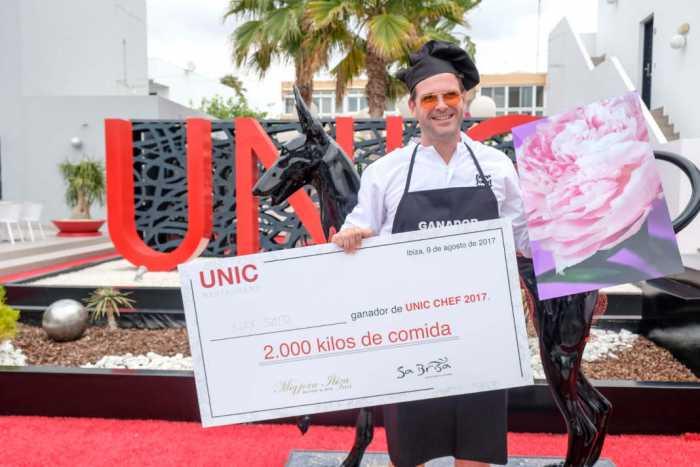 Unic Chef Ibiza. Álex Soto, ganador del certamen gastronómico | másDI - Magazine