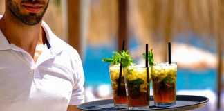 Esencia Bali Beach Club Ibiza.