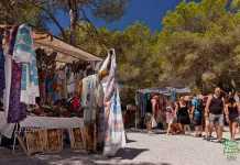 mercadillos de artesanía hippies