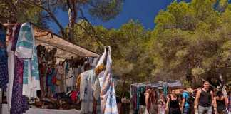 último Hippy Market Punta Arabí de la temporada