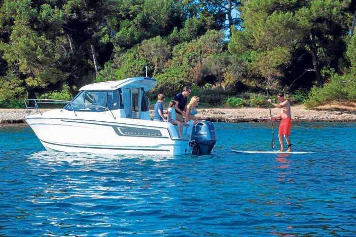 Náutica Ereso Merry Fisher 605 y 695. Cien por cien paseo y pesca | másDI - Magazine