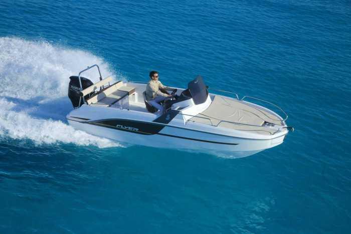 Este tipo de embarcaciones están disponibles para el alquiler. Viamar