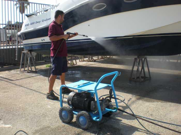Al finalizar la temporada es necesario revisar, reparar y conservar el barco en buenas condiciones   másDI - Magazine