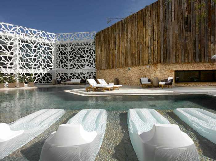 Hard Rock Hotel Ibiza. Un spa para sentirse un auténtico rey | másDI - Magazine