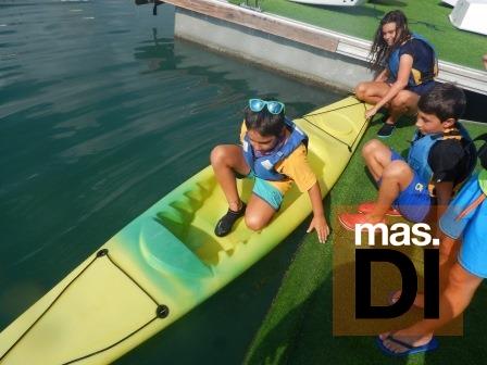 Los clubes náuticos son conscientes de la importancia que tienen los cursos de vela