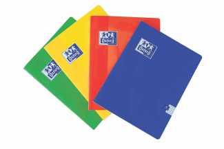 Libreria Vara de Rey. Bazar. Cuadernos Oxford A5 48 paginas 1,40 euros