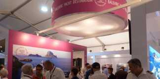 Marina Ibiza. Capitanes, armadores y profesionales del sector náutico muestran su interés por conocer la oferta de las islas. b.y.d.