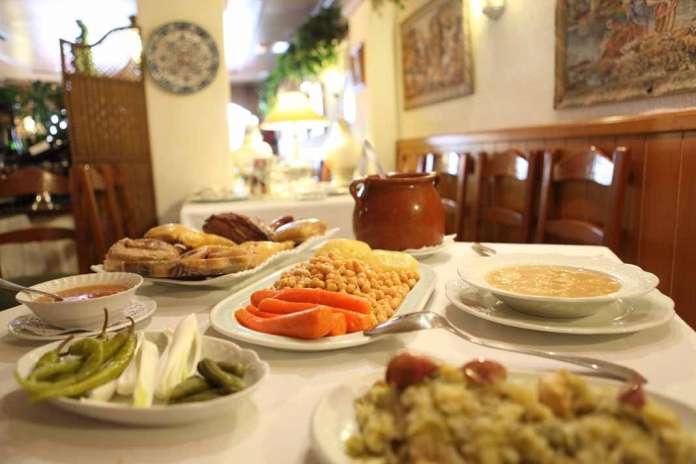 cocido madrileño en Ibiza