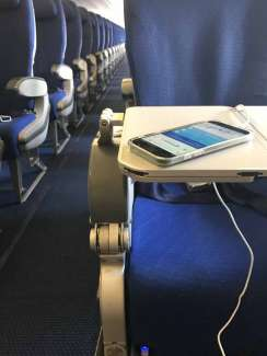 Air Europa instala cargadores USB en su flota Airbus 330   másDI - Magazine