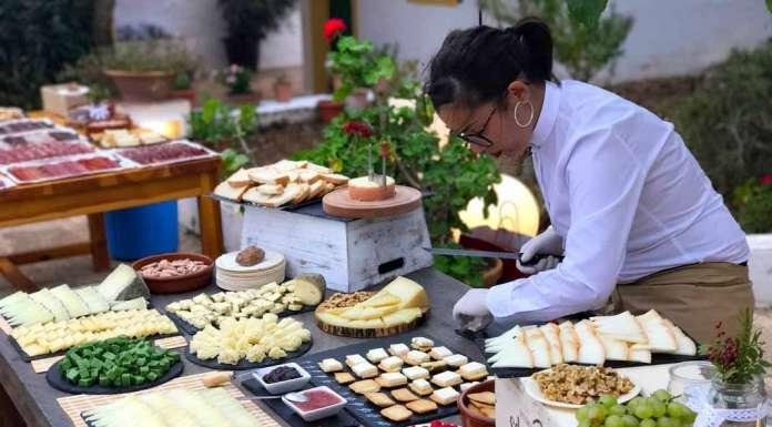 El Paladar, catering, servicios para bodas y celebraciones