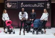 Cuidado del bebe. A las sillas ultraligeras se suman portabebés ergonómicos para llevar al bebé muy cerca.