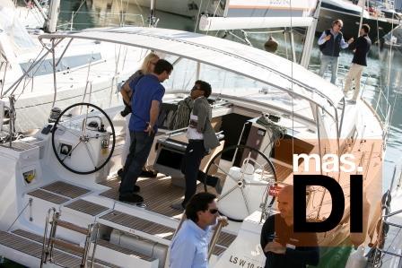 Más oferta, espacio y novedades en el Salón Náutico de Barcelona