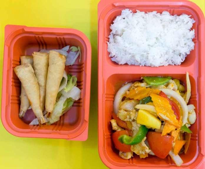 Restaurante Take a Thai. Delicias a la tailandesa.