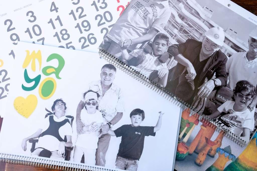 Un calendario que ayuda a cumplir sueños | másDI - Magazine
