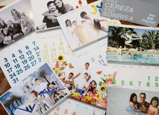 Apneef lanzó su primer calendario en 2005. Desde entonces ha recaudado más de 230.000 euros para desarrollar sus programas de atención a niños con discapacidad. Fotos: Sergio G. Cañizares