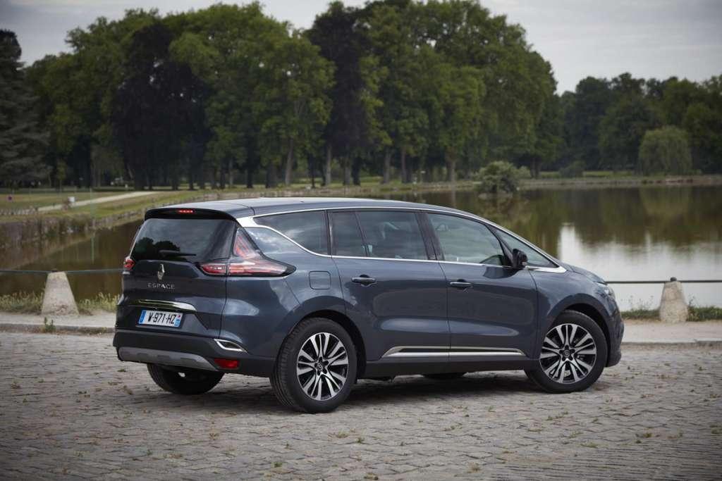 Renault Espace, el placer de la conducción. RENAULT