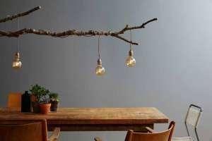 Decorar con ramas secas para dar un toque rústico al hogar | másDI - Magazine