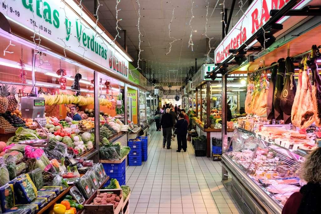 Mercat Nou: Una gran variedad de productos frescos   másDI - Magazine