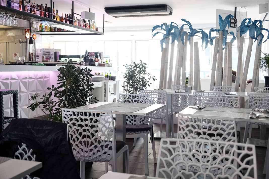 Restaurante Dausol Una imagen renovada, mismo concepto de siempre.