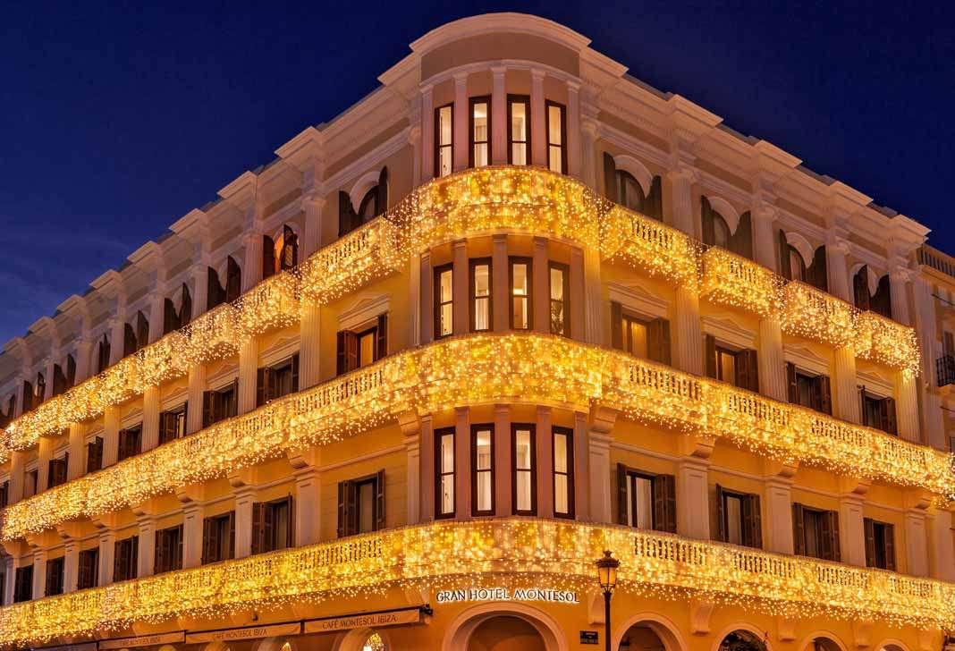 GranHotel Montesol tiene listo un programa muy interesante para estas fiestas. Gran Hotel Montesol