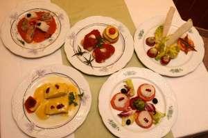 Una variedad de recetas de bacalao. fotos: J.A. Riera