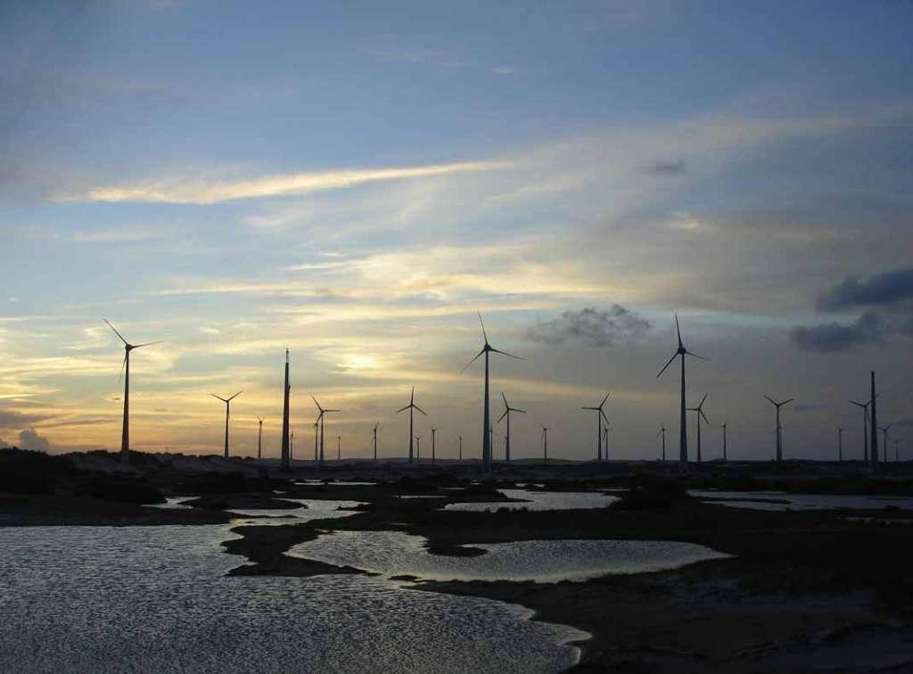 Iberdrola. 295 megavatios eólicos en Brasil