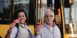 El Consell anima a ir de compras en bus y apostar por el comercio local. Consell de Eivissa