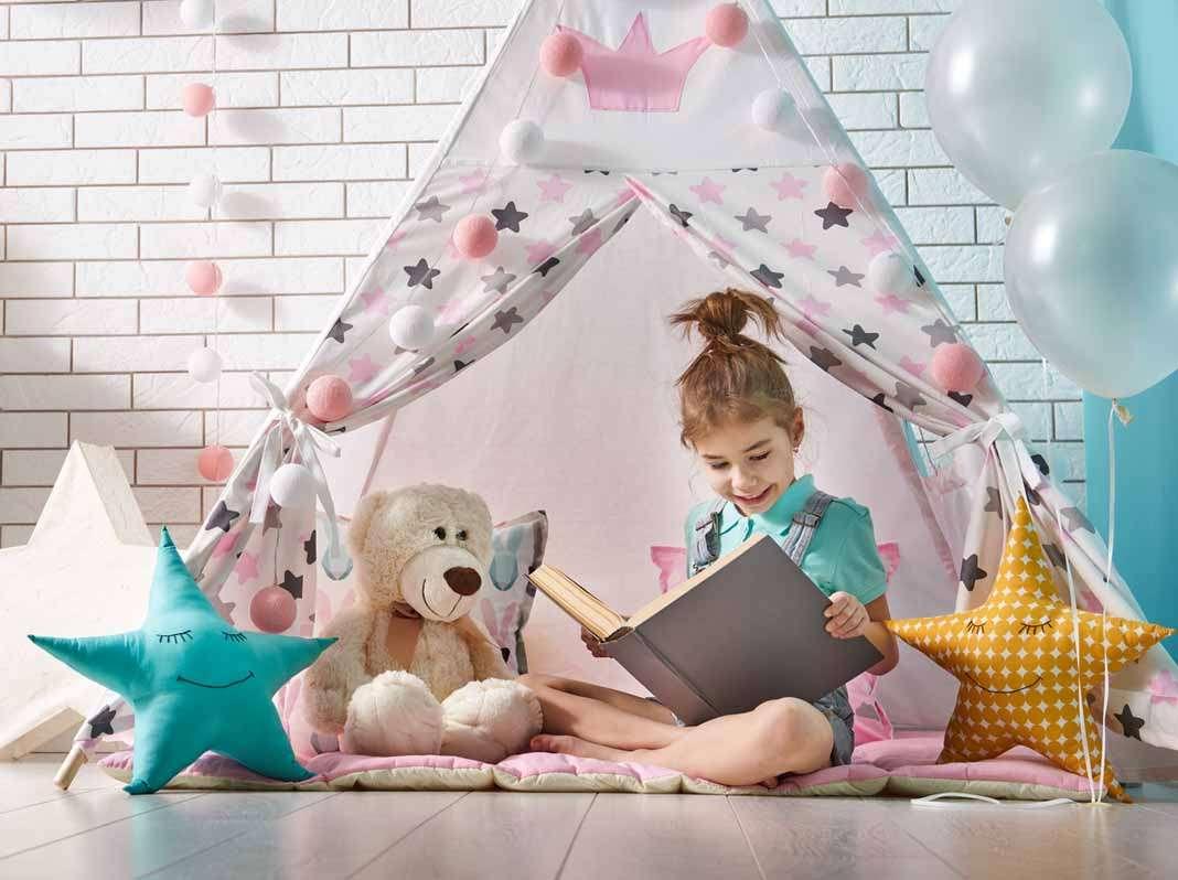 Libros infantiles, cuentos clásicos modernizados y álbumes ilustrados para aprender jugando. foto: istock