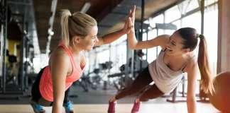 Sensación de bienestar. Practicar deporte en grupo ayuda a no perder la motivación.