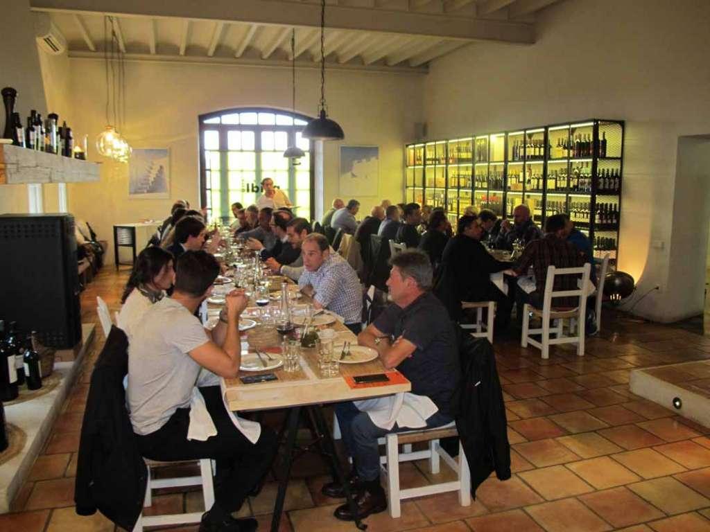 Restaurante Ses Escoles. Arroz de matanzas para Seat