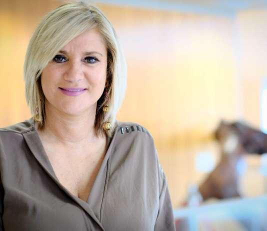 Marta Díaz en el Consell de Eivissa. sergio g. cañizares