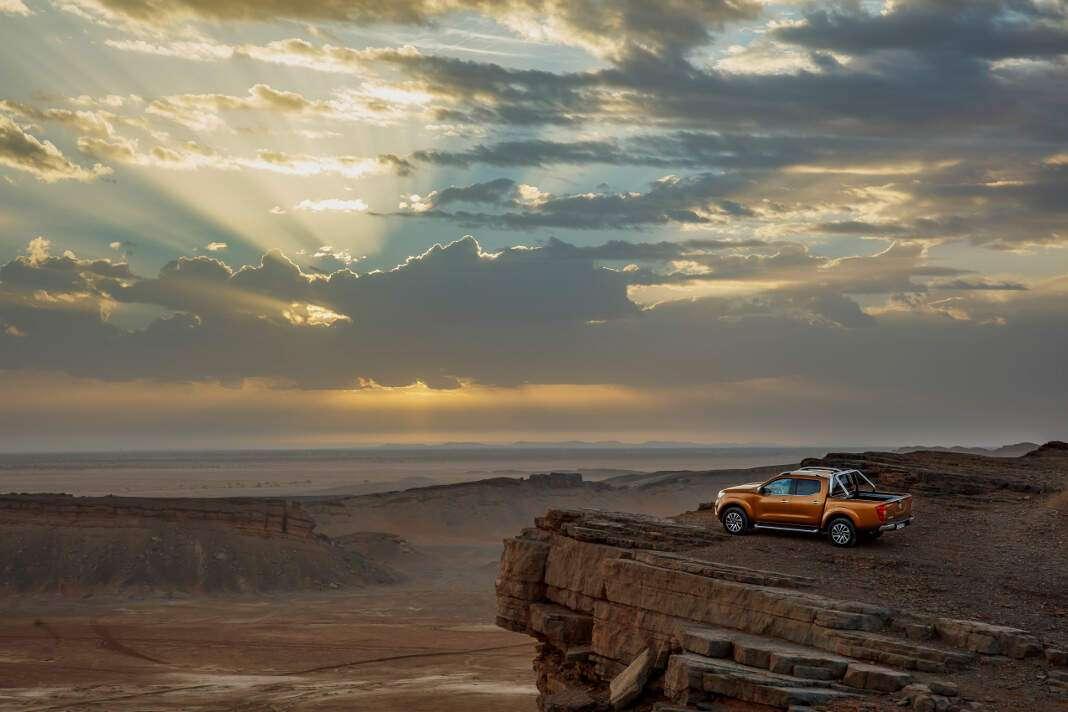 El Nissan Navara llega hasta donde alcanzan los sueños.