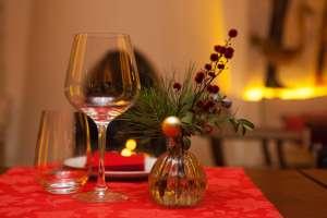 El menú ofrecerá una propuesta ideal para la noche de San Valentín. Fotos: álex soto