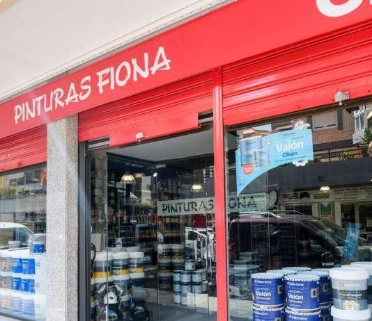 Pinturas Fiona lleva más de cincuenta años en el sector de la pintura.
