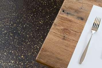 BEALSTONE®, terrazo continuo de nueva generación. foto:Whitevision