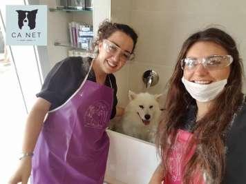 Silvia y Raquel.