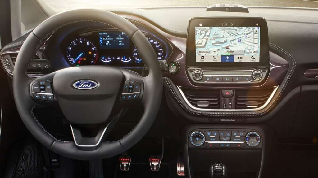 Nuevo Ford Fiesta. Un diseño a tu medida