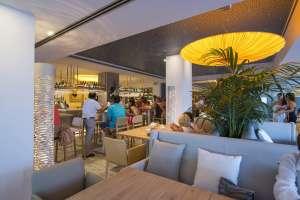 Placer mediterráneo en el restaurante Estel