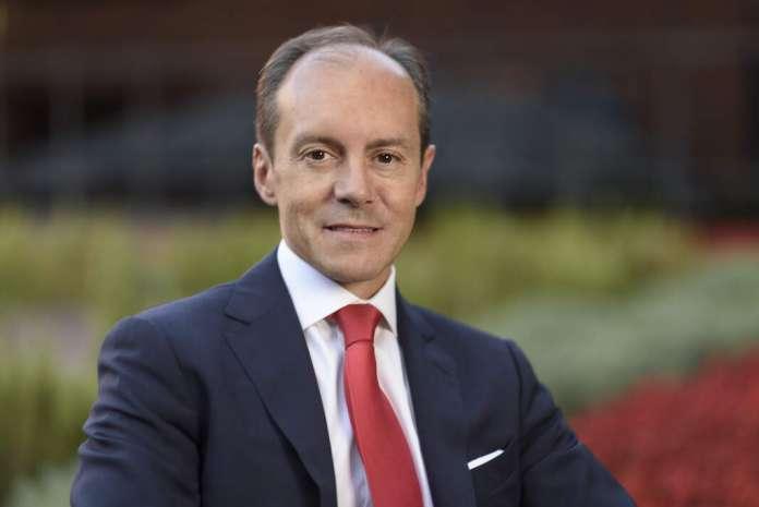 Rami Aboukhair, consejero delegado de Santander España. Foto: Santander Autónomos