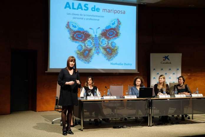 Imagen del eWoman celebrado el año pasado en el Club Diario de Ibiza. fotos: sergio g. cañizares ewoman