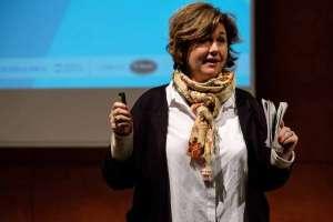 Valle López Quesada, directora comercial de Womenalia. Sergio G. Cañizares