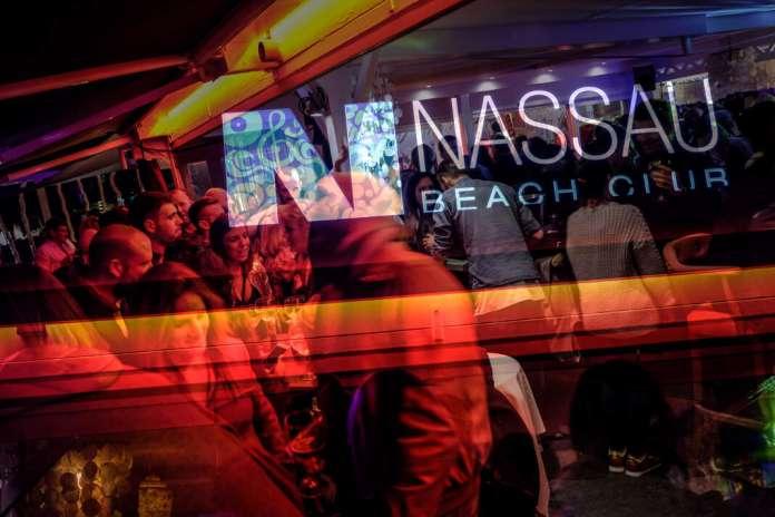 Nassau Beach Club inauguró la temporada