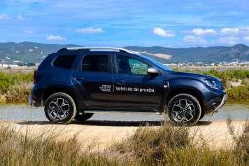 El nuevo Dacia Duster aúna el confort y las prestaciones todoterreno de un auténtico SUV a un precio igual de imbatible que siempre. Foto: Dacia