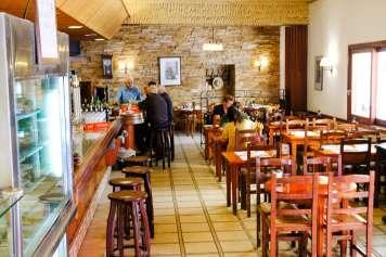 El bar-restaurante Bon Lloc se encuentra en Jesús, a tan solo cinco minutos de Vila. Fotos: Sergio G. Cañizares