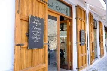Restaurante La Esquina. Foto: Sergio G. Cañizares