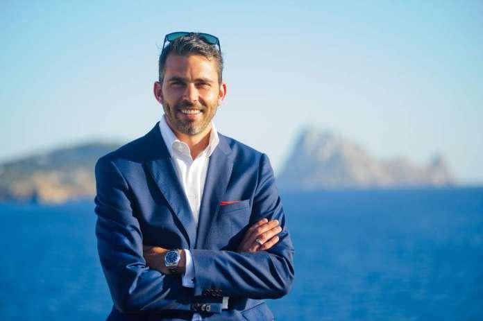 Markus Lueck agradece a todos los asistentes del Career Day. Fotos: Seven Pines Resort Ibiza Talento en Ibiza