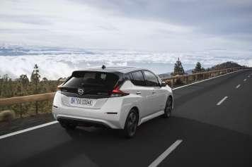 Nuevo Nissan Leaf 2.zero: tecnológicamente a la última | másDI - Magazine