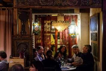 La Bodega es, sin duda, un punto de encuentro para picotear y tomar algo con la mejor compañía.