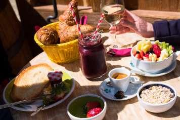 La Esquina ofrece una gran propuesta gastronómica para desayunar.