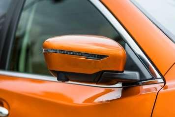 El X-Trail presenta novedades en su diseño exterior e interior.